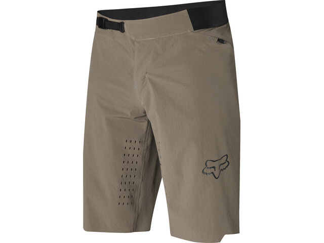Fox Flexair No Liner Shorts Hombre, navy/orange